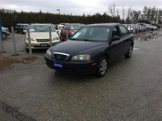 Used 2006 Hyundai Elantra Limited 4-Door for sale in Newmarket, ON