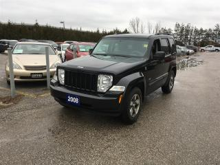 Used 2008 Jeep Liberty sport 4wd for sale in Newmarket, ON