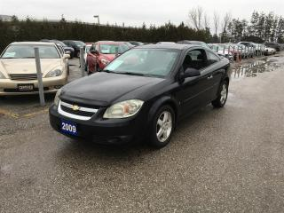 Used 2009 Chevrolet Cobalt LT1 Coupe for sale in Newmarket, ON