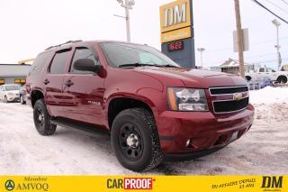 Used 2008 Chevrolet Tahoe Ls Awd for sale in Salaberry-de-Valleyfield, QC