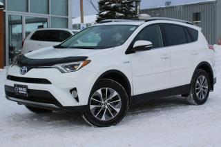 Used 2016 Toyota RAV4 Hybrid XLE AWD | HEATED SEATS | SUNROOF for sale in Fredericton, NB