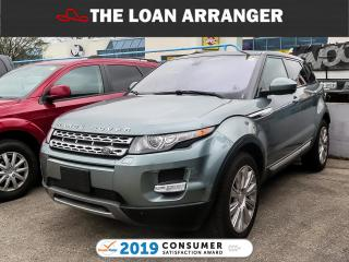 Used 2015 Land Rover Evoque for sale in Barrie, ON