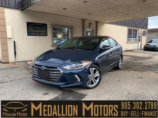 Used 2018 Hyundai Elantra GLS for sale in Oakville, ON
