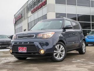 Used 2015 Kia Soul EX for sale in London, ON
