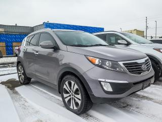 Used 2012 Kia Sportage EX AWD for sale in London, ON