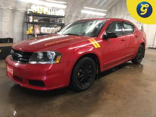 Used 2013 Dodge Avenger SE *  Keyless entry *  Climate control * Rain vents * Steering wheel controls * Auto headlights * Power windows/mirrors * Traction contr for sale in Cambridge, ON