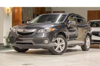 Used 2015 Acura RDX Tech. Package for sale in Montréal, QC