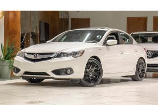 Used 2016 Acura ILX A-Spec Gps Rare for sale in Montréal, QC