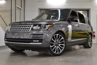Used 2015 Land Rover Range Rover V8 for sale in Laval, QC