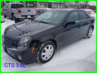 Used 2006 Cadillac CTS 3.6L for sale in Longueuil, QC