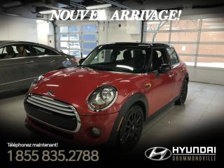 Used 2015 MINI Cooper GARANTIE + TOIT PANO + MAGS + WOW !! for sale in Drummondville, QC