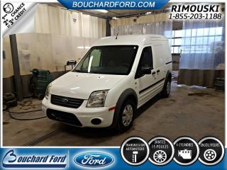 Used 2012 Ford Transit Connect XLT Wagon for sale in Rimouski, QC