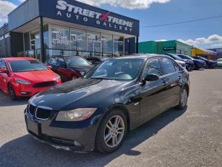 Used 2007 BMW 3 Series ALL WHEEL DRIVE for sale in Markham, ON