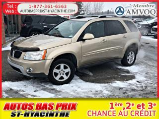 Used 2006 Pontiac Torrent for sale in St-Hyacinthe, QC