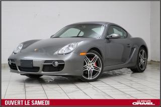 Used 2008 Porsche Cayman S Historique De for sale in Montréal, QC