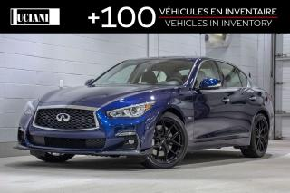 Used 2018 Infiniti Q50 2018 Infiniti for sale in Montréal, QC