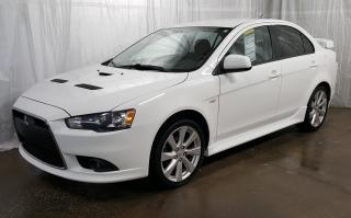 Used 2012 Mitsubishi Lancer Ralliart +awd for sale in Granby, QC