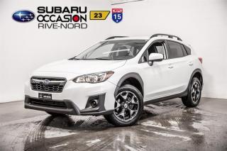 Used 2018 Subaru XV Crosstrek Convenience for sale in Boisbriand, QC