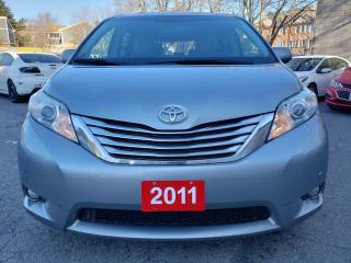 Used 2011 Toyota Sienna LIMITED/AWD/Navi/Bk-up Cam/Leather Reclining Seats for sale in Scarborough, ON