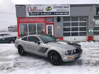 Used 2008 Ford Mustang for sale in London, ON