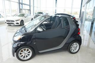 Used 2016 Smart fortwo Electric Drive Cabriolet for sale in Trois-Rivières, QC
