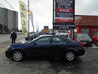Used 2007 Cadillac CTS LOADED/ LEATHER/ ROOF / LOW KM / CLEAN / for sale in Scarborough, ON