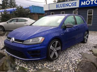Used 2016 Volkswagen Golf R for sale in Parksville, BC