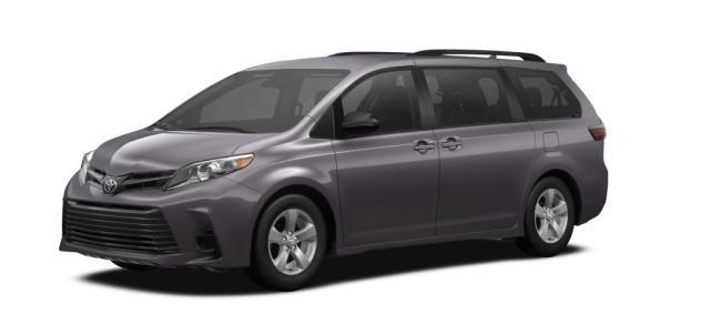 2019 Toyota Sienna BASE