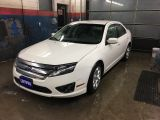 Photo of White 2011 Ford Fusion