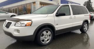 Used 2007 Pontiac Montana w/1SA for sale in Duncan, BC