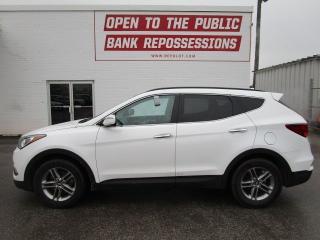 Used 2017 Hyundai Santa Fe SPORT for sale in Toronto, ON