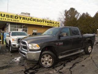 Used 2014 RAM 2500 SLT 4x4 6.7 Cummins Turbo Diesel!! for sale in Ottawa, ON
