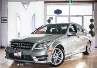 Used 2014 Mercedes-Benz C-Class C300 4MATIC - BLINDSPOT|LANEKEEP|PANOROOF for sale in North York, ON