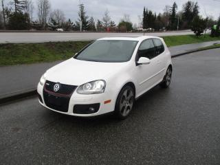 Used 2007 Volkswagen GTI GOLF for sale in Surrey, BC