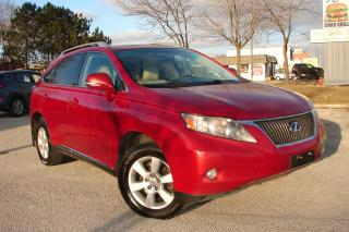 Used 2010 Lexus RX 350 for sale in Mississauga, ON