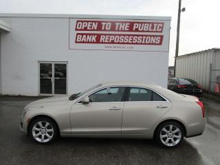 Used 2014 Cadillac ATS AWD for sale in Toronto, ON