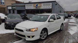 Used 2014 Mitsubishi Lancer SE P-MOON, H/SEATS for sale in Etobicoke, ON