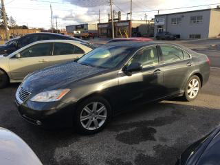 Used 2007 Lexus ES 350 PREMIUM for sale in Toronto, ON