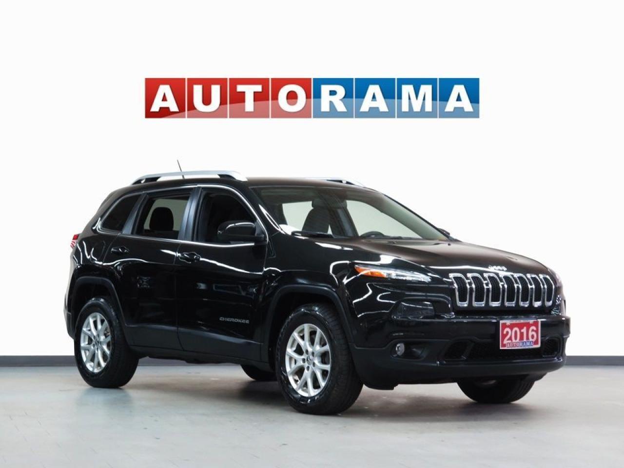 2016 Jeep Cherokee NORTH  4X4 BACK UP CAMERA