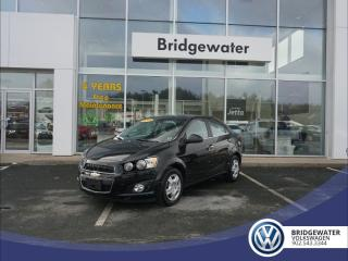 Used 2014 Chevrolet Sonic LT - BELOW MARKET PRICE! DEALER MAINTAINED for sale in Hebbville, NS
