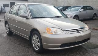 Used 2003 Honda Civic LX for sale in Etobicoke, ON
