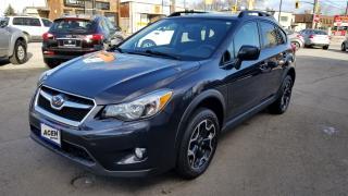 Used 2014 Subaru XV Crosstrek 2.0i w/Sport Pkg for sale in Hamilton, ON