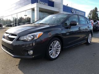 Used 2014 Subaru Impreza 2.0i w/Limited Pkg for sale in Duncan, BC