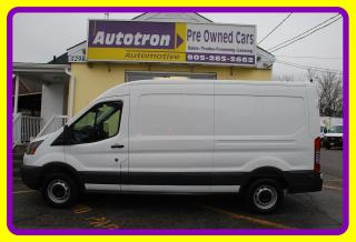 Used 2015 Ford Transit T150 MID ROOF, Loaded for sale in Woodbridge, ON