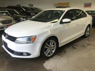 Used 2011 Volkswagen Jetta Highline LEATHER SUNROOF for sale in North York, ON