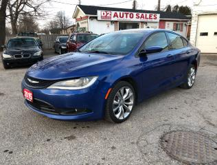 Used 2015 Chrysler 200 AWD/Certified/Accident Free/Bluetooth/Heated Seats for sale in Scarborough, ON