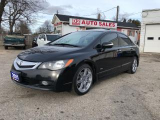 Used 2011 Acura CSX Tech Pkg/Automatic/Leather/Roof/Navi/Heats Seats for sale in Scarborough, ON