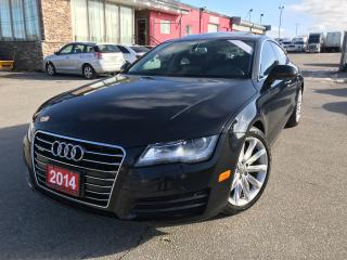 Used 2014 Audi A7 TDI Progressiv for sale in BRAMPTON, ON