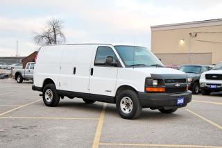 Used 2006 Chevrolet Express 3500 for sale in Brampton, ON