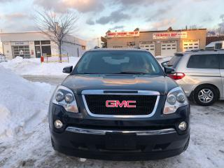 Used 2012 GMC Acadia SLE2 for sale in Toronto, ON
